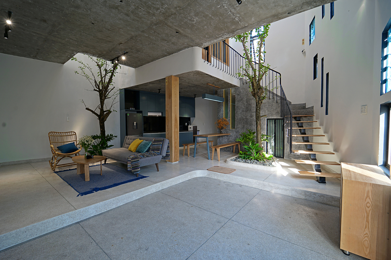 8 2 680x0 - Ngôi nhà hai tầng trên mảnh đất méo 60 m2 ở Đà Nẵng