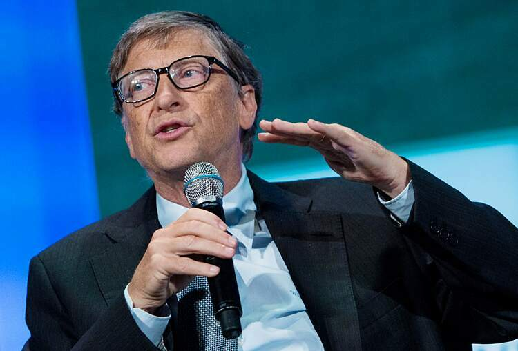 Theo Forbes, Bill Gates hiện sở hữu hơn 108 tỷ USD. Ảnh: Adam Jeffery.