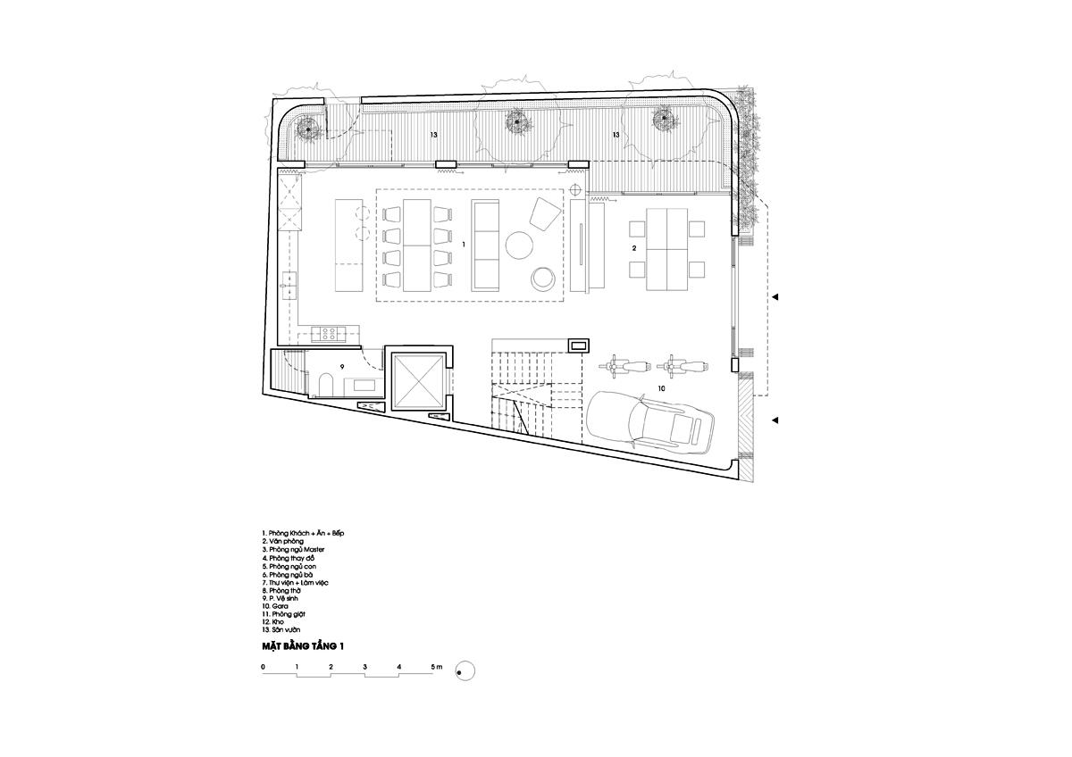 T HOUSE WED page 002 2 1579515434 680x0 - Ngôi nhà không thấy cửa ra vào