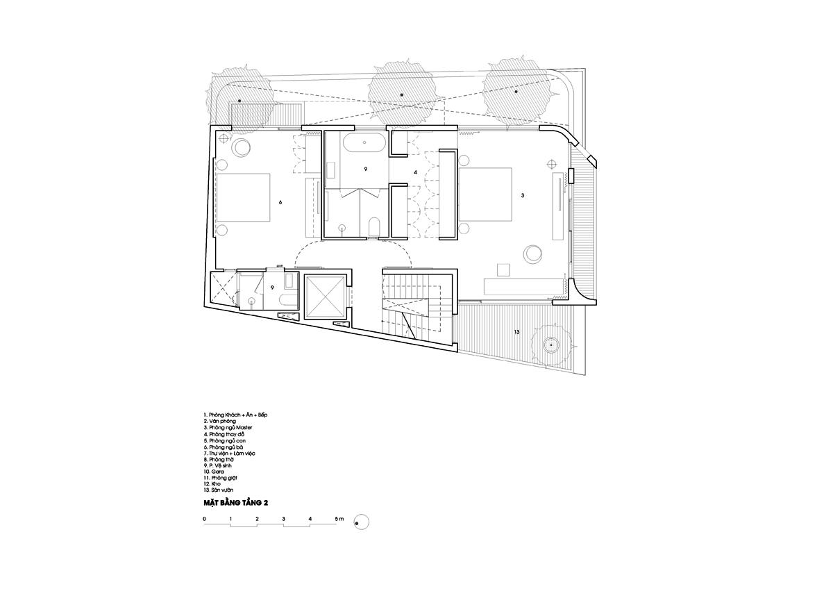 T HOUSE WED page 003 2 1579515434 680x0 - Ngôi nhà không thấy cửa ra vào