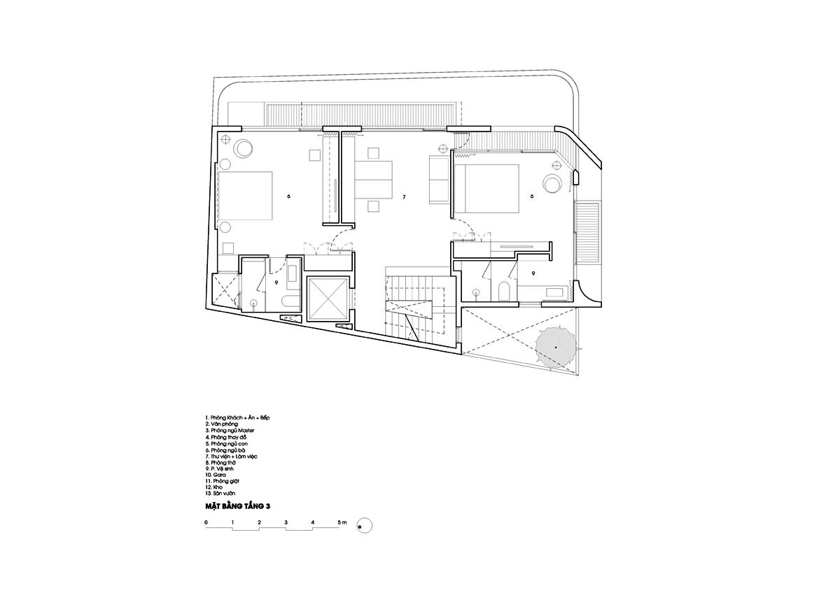 T HOUSE WED page 004 2 1579515434 680x0 - Ngôi nhà không thấy cửa ra vào