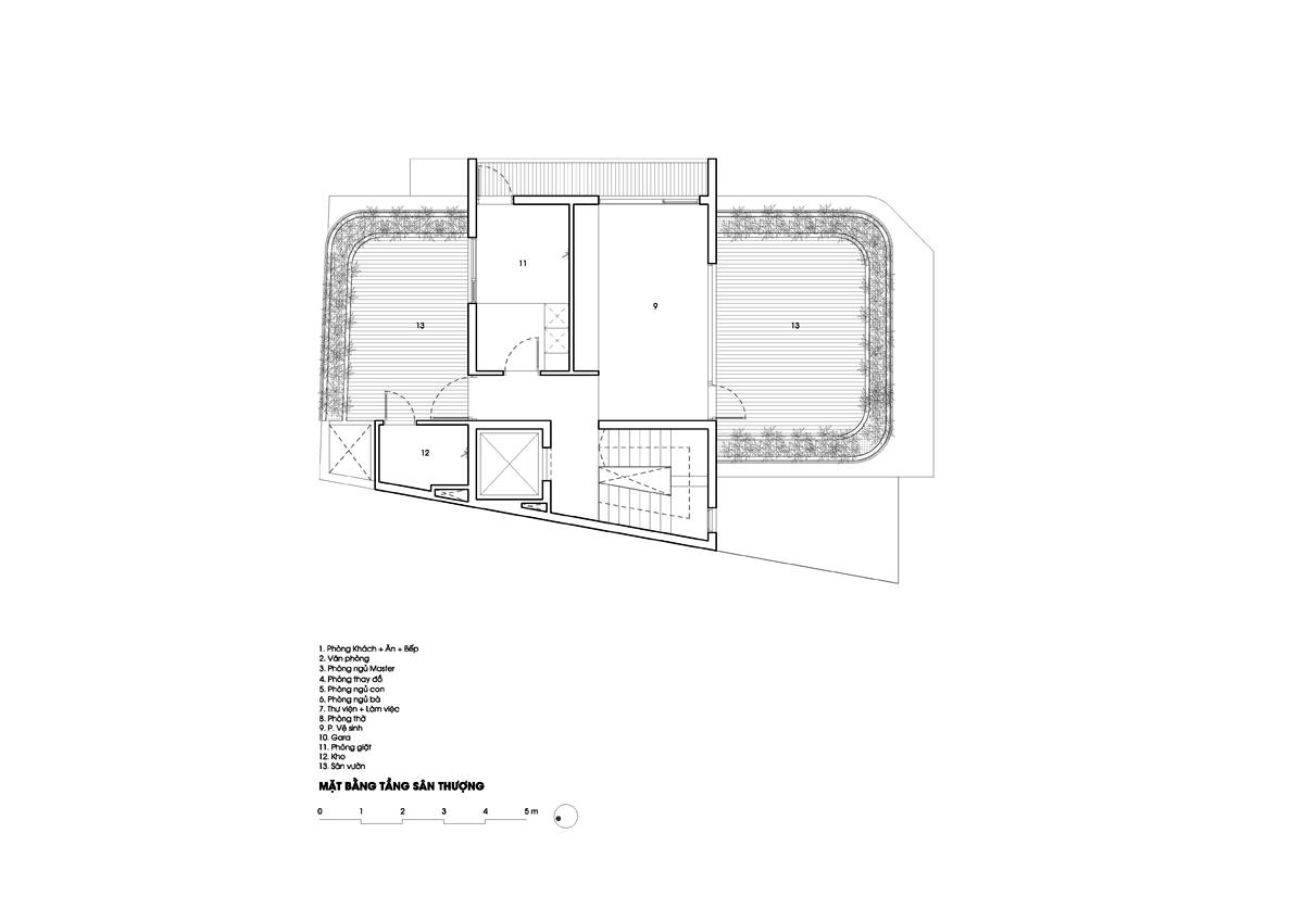 T HOUSE WED page 005 2 1579515435 680x0 - Ngôi nhà không thấy cửa ra vào