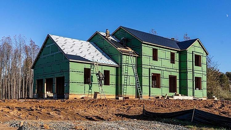 Ngôi nhà được xây từ ý kiến của 2 triệu người hâm mộ Rumson. Ảnh: BBC.