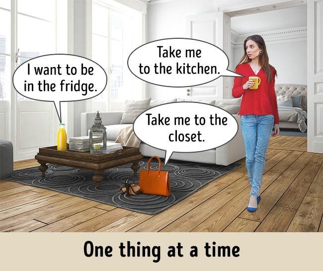 5 bí mật đơn giản của ngôi nhà sạch - 3