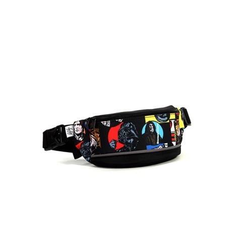 Túi bao tử Birdybag Buddy Starwar bán chạy trên Shop VnExpress nhờ họa tiết và màu sắc cá tính. Người dùng có thể đeo trước ngực, trước bụng hoặc đeo chéo khi đi chơi, đi làm. Sản phẩm có giá264.000 đồng,