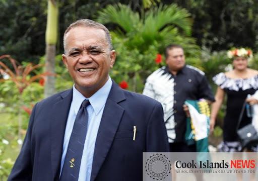 George Angenetham dự Diễn đàn Giới trẻ Thế giới lần thứ 8, tháng 7/2018tại Busan, Hàn Quốc, là hoạt động nước ngoài đầu tiên sau khi ông nhậm chức Bộ trưởng. Ảnh: Cook Islands news.