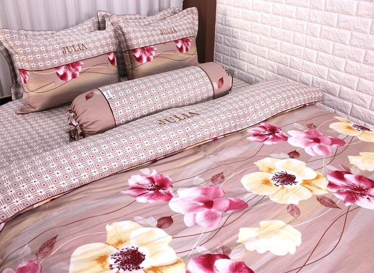 Những mẫu drap giường hoa văn trang nhã - ảnh 1