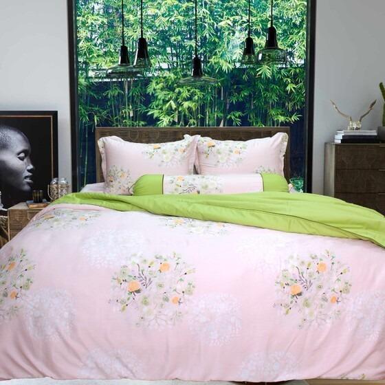 Những mẫu drap giường hoa văn trang nhã - ảnh 6