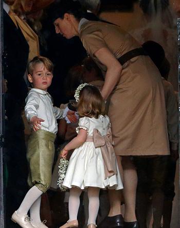 8 quy tắc nuôi dạy con của hoàng gia Anh - ảnh 2