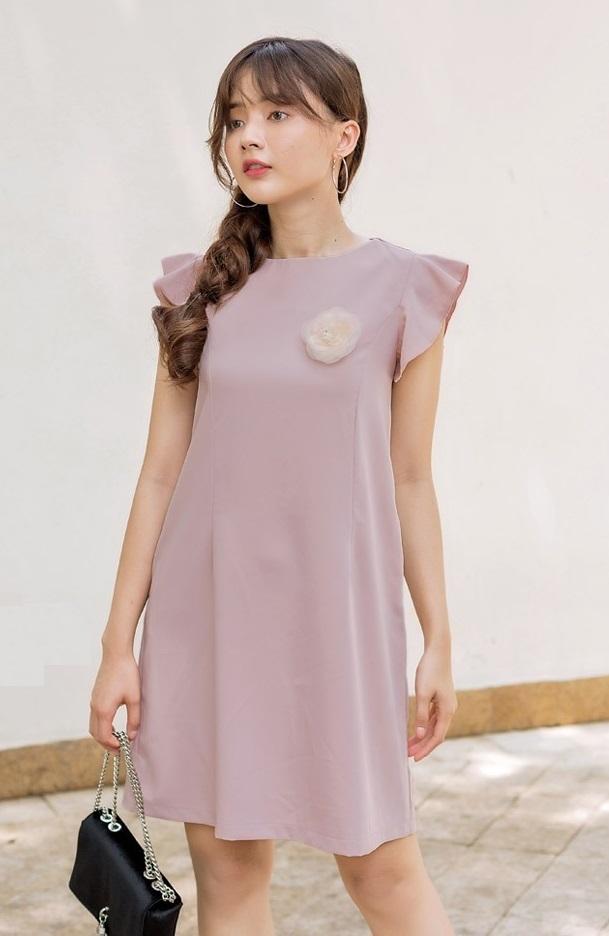 Váy đầm tôn dáng cho nàng công sở - ảnh 6