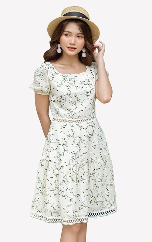Váy đầm tôn dáng cho nàng công sở - ảnh 4