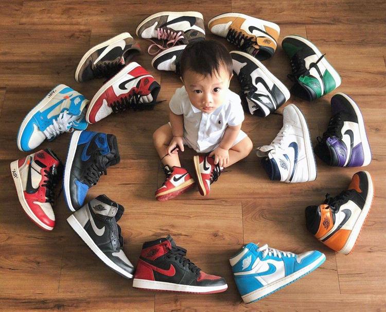Anh chồng sống tối giản với 200 đôi giày - ảnh 3