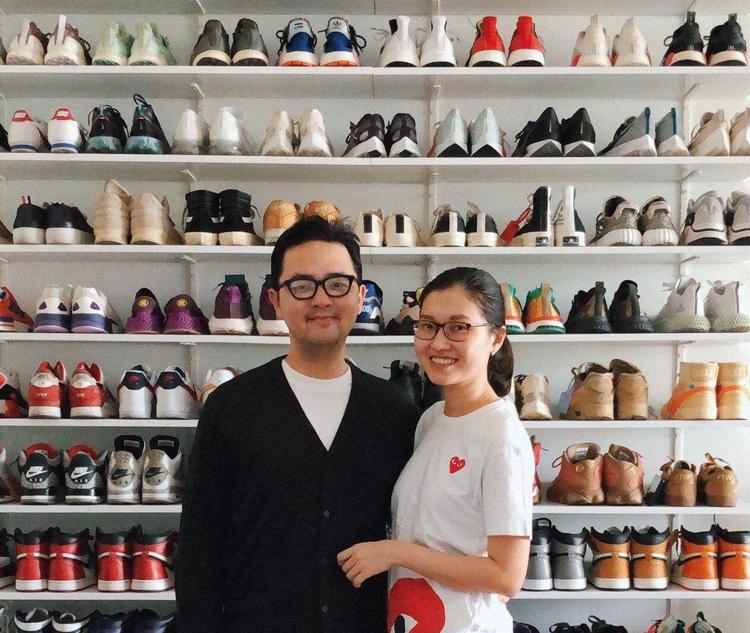 Anh chồng sống tối giản với 200 đôi giày - ảnh 2
