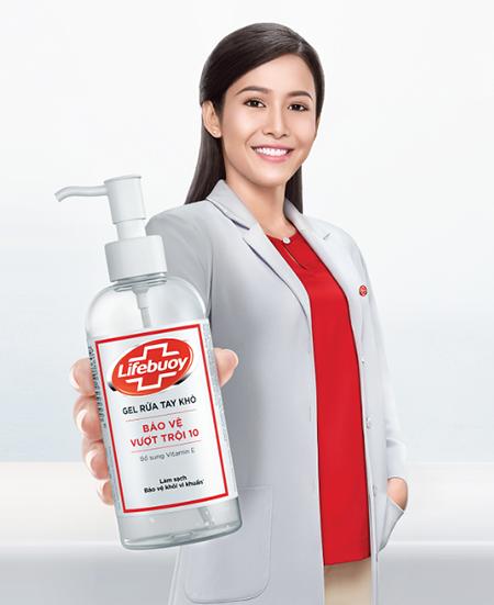 Với gel rửa tay khô Lifebuoy người dùng có thêm 1 lựa chọn sản phẩm rửa tay khô chất lượng, uy tín, giúp bảo vệ sức khỏe cả gia đình.