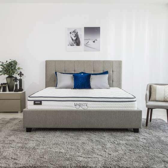Làm mới không gian phòng ngủ lúc giao mùa - ảnh 2