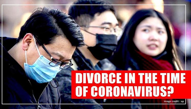 Số vụ ly hôn tăng vọt sau đại dịch - ảnh 2