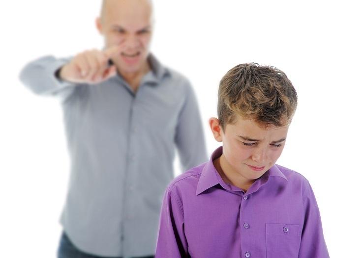 Bạo lực ngôn ngữ làm thay đổi cấu trúc não trẻ - ảnh 1