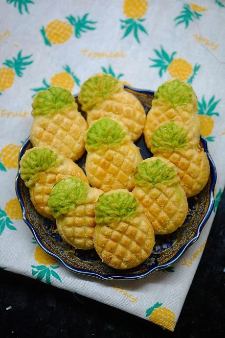 Bánh dứa Đài Loan thơm ngon dễ làm - VnExpress Đời sống